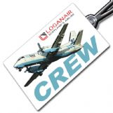 LOGANAIR flybe SF340 Crew Tag